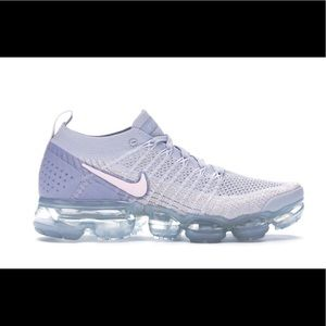 Nike air vapormax airknit 2 size 9. Pure platinum